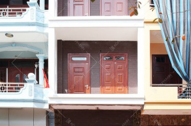 +100 mẫu cửa đi thép vân gỗ cho ngôi nhà đẹp lung linh
