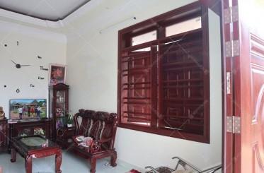3 lý do nên chọn cửa sổ 2 cánh thép vân gỗ cho ngôi nhà