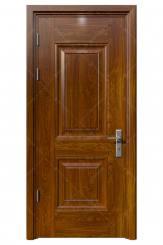 Cửa thép vân gỗ KG-1.06-1