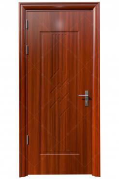 Cửa thép vân gỗ KG-1.10