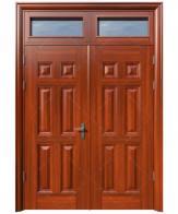 Cửa thép vân gỗ KG-22.04-2TK