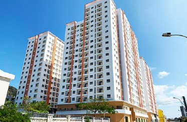 Dự án: Công trình Nhà ở xã hội khu dân cư Bắc Vĩnh Hải