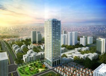 Dự án: Tòa nhà hỗn hợp đa năng và cc cao cấp - VINAFOR