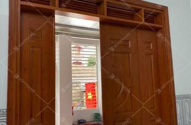 Tư vấn: Chọn kích thước cửa đi 4 cánh theo phong thủy