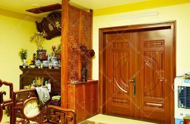 Đánh giá ưu nhược điểm của cửa thép vân gỗ và các loại cửa khác trên thị trường