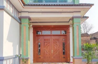 Màu vân gỗ của cửa thép vân gỗ và những điều cần biết