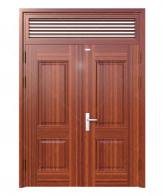 Cửa thép vân gỗ KG-22.06-1NC