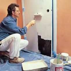 8 bí kíp tuyệt vời để sơn cửa đẹp như mới bạn cần biết