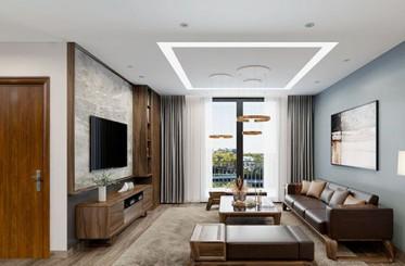 Bí quyết trang trí nội thất phòng khách chung cư đón đầu xu hướng