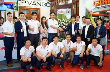 Cảm ơn Khách hàng tham quan triển lãm Vietbuild Hà Nội tháng 3/2019