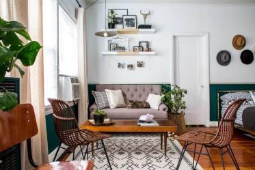 【Tư vấn】Trang trí nội thất chung cư dưới 70m2 đẹp, phá cách