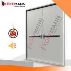 10 ưu điểm của khung cửa thép và cánh cửa thép vân gỗ