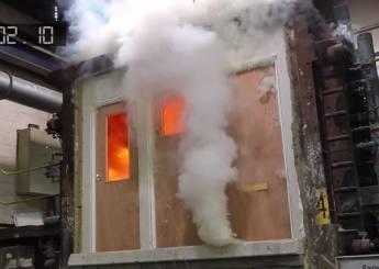 5 bước để kiểm tra cửa thép chống cháy đạt tiêu chuẩn an toàn