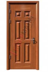 Cửa thép vân gỗ KG-104