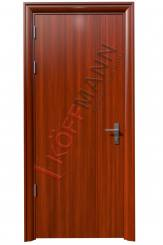 Cửa thép vân gỗ KG-108