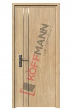 Cửa thép vân gỗ KG-108-2