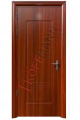 Cửa thép vân gỗ KG-109