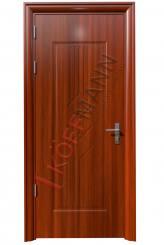 Cửa thép vân gỗ KG-110