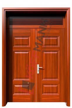 Cửa thép vân gỗ KG-22.03-1NC
