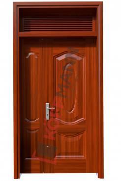 Cửa thép vân gỗ KG21.07-1NC
