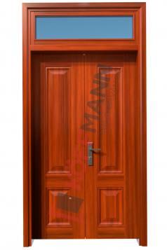 Cửa thép vân gỗ KG22.CS2-1TK