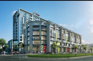 Dự án: Khu hỗn hợp nhà ở, TM & VP 83 - Hào Nam