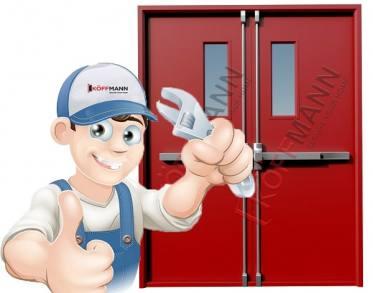 Những cách giúp cửa thép chống cháy bền đẹp theo thời gian