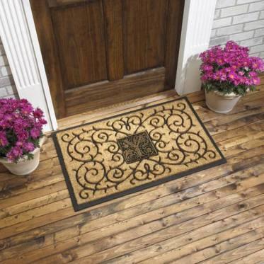 5 cách đơn giản để làm đẹp cánh cửa chính vào mùa hè