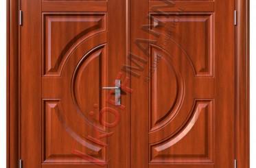 Giới thiệu về cửa thép vân gỗ
