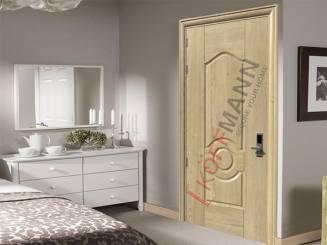 Những mẫu cửa thép vân gỗ đẹp cho căn hộ chung cư 2020