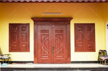 Bí quyết chọn cửa 2 cánh phù hợp với từng không gian
