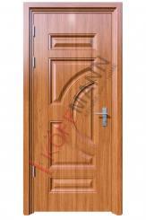 Cửa thép vân gỗ KG-101-1
