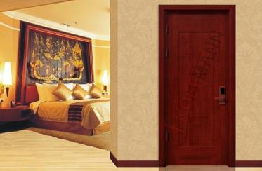 Chọn cửa phòng ngủ đẹp và hiện đại với cửa thép vân gỗ cao cấp