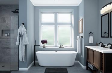 Chọn cửa sổ phù hợp với mỗi căn phòng trong nhà