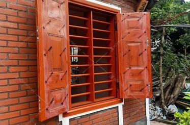Cửa sổ ngôi nhà thiết kế như thế nào?