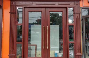 Top 3+ mẫu cửa thép 4 cánh đẹp cho nhà phố hiện đại