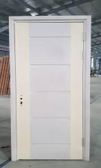 [Sự kiện] Koffmann ra mắt mẫu cửa thép vân gỗ 1 cánh mới nhất