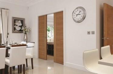 7 bí mật mà bạn nên biết về cửa trượt âm tường