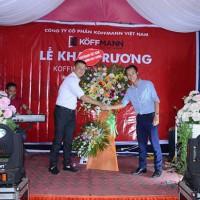Đại lý phân phối cửa thép vân gỗ Koffmann tại Nam Định