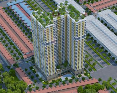 Dự án: Tòa nhà HH1