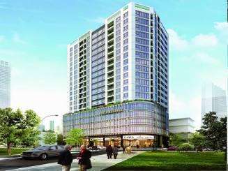 Dự án: Trụ sơ công ty trung tâm thương mại, văn phòng và căn hộ cho thuê