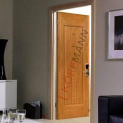 Các hộ gia đình nhỏ có nên sử dụng cửa thép vân gỗ?