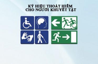 Kế hoạch sơ tán hỏa hoạn cho người khuyết tật