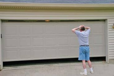 Sửa chữa những vấn đề cửa Garage thường gặp