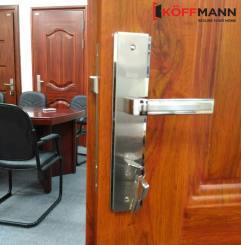 Cách chọn lựa khóa cửa phù hợp thẩm mỹ và an toàn cho ngôi nhà