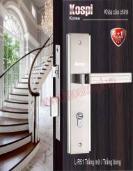 Phụ kiện cửa thép vân gỗ Koffmann gồm những gì?