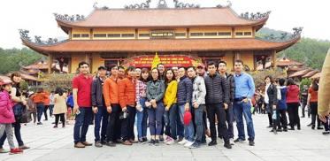 KOFFMANN tổ chức du xuân, lễ chùa đầu năm Mậu Tuất 2018