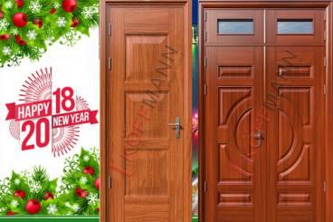 KOFFMANN thông báo lịch nghỉ tết dương lịch 2018