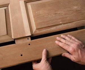 【HOT 5+】 Các mẫu cửa thép pano vân gỗ đẹp nhất