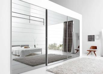 Gương trong phòng ngủ có tốt cho phong thủy